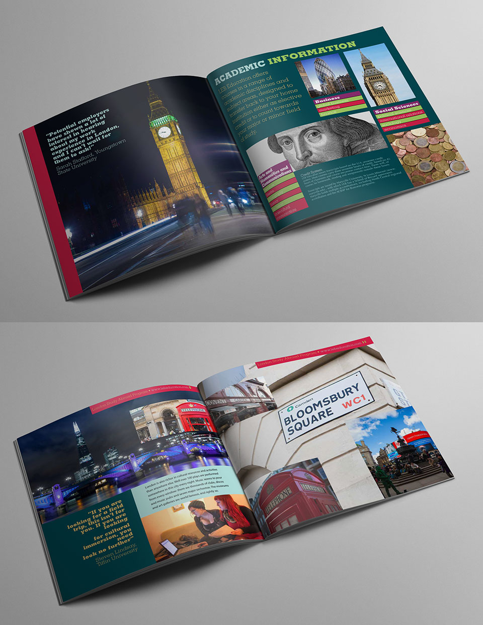 Education Prospectus LEB London