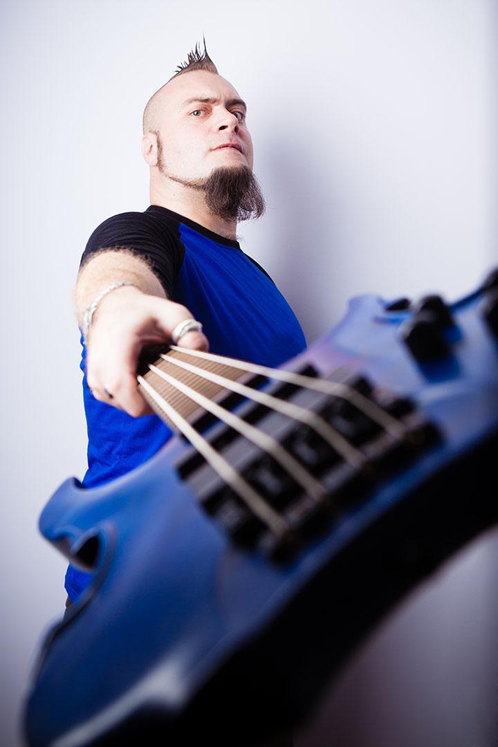 Bass in yo' face